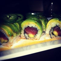 Photo taken at Pisces Sushi Bar & Lounge by Birch Co on 9/28/2012