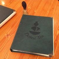 Photo taken at Dobra Tea by Birch Co on 12/26/2014