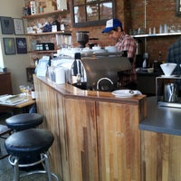 Photo taken at Ultimo Coffee @ Brew by David S. on 3/18/2014
