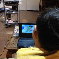 Photo taken at Savon(サボン)美容室 by Miyamoto H. on 12/23/2013