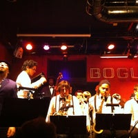 Photo taken at Bogui Jazz by Mila on 2/24/2013