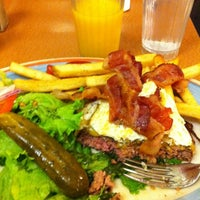 Photo taken at City Diner by Kirk R. on 12/2/2012