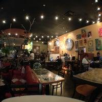 Photo taken at Sleeping Moon Cafe by Joe B. on 6/15/2013
