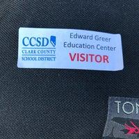 Photo taken at Edward A. Greer Education Center by Joe B. on 12/15/2017