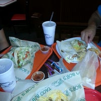 Photo taken at Taco Bob's by Cuyler A. on 6/25/2013