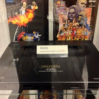 Photo taken at VIGAMUS - The Videogame Museum of Rome by Fabio S. on 12/1/2014