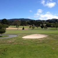 Photo taken at Hyatt Regency Monterey Hotel and Spa on Del Monte Golf Course by Gerhard on 6/17/2013