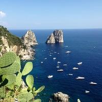 Foto scattata a Capri Tiberio Palace da Christophe P. il 8/12/2013