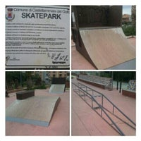 Photo taken at Skatepark by Marco M. on 4/13/2013
