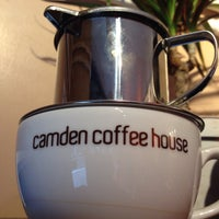 Photo taken at Camden Coffee House by Clinty_ T. on 10/17/2015