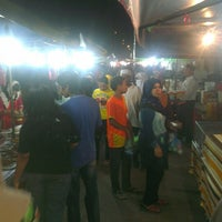 Photo taken at Pasar Malam Changloon by Muhammad F. on 12/11/2013