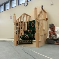 Photo taken at Masjid Al Omari by Asep R. on 7/26/2013