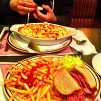 Photo taken at Reuben's Restaurant Delicatessen by AUTITI L. on 12/8/2012
