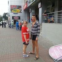 Photo taken at ТЦ «Галактика» by Андрей С. on 9/1/2013