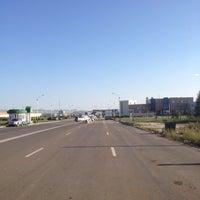 Photo taken at Таможенный Пост Мапп Забайкальск by Юрий Ч. on 8/21/2014