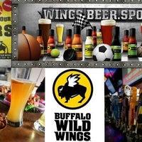Photo taken at Buffalo Wild Wings by Thomas B. on 9/20/2013