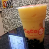 12/14/2012にVol T.がCoCo Fresh Tea & Juiceで撮った写真