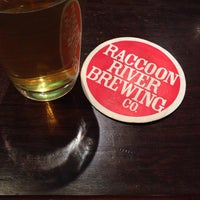 Photo taken at Raccoon River Brewing Company by Lois B. on 11/9/2013