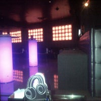Photo taken at Clubbing TV Ultra Lounge by Allen H. on 1/17/2014