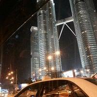 Photo taken at Traffic Light dpn KLCC by Azwa F. on 2/18/2014