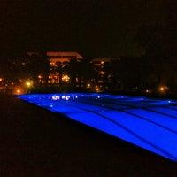 Photo taken at Kassandra Palace Pool by Yana A. on 7/2/2013