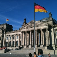 Photo taken at Reichstag by Анатолий on 7/23/2013