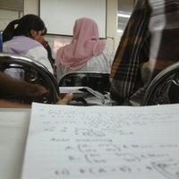 Photo taken at Fakultas Matematika dan Ilmu Pengetahuan Alam (MIPA) by Aldi D. on 5/7/2013