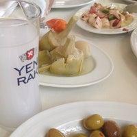 Photo taken at Elit Balık Restaurant by ⚓️Cih@n🇹🇷 on 4/27/2014