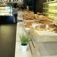 Photo taken at Love A Loaf Bakery & Café by Sunnie C. on 8/26/2014