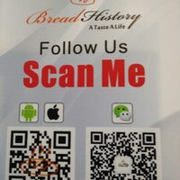 Photo taken at Bread History by Sunnie C. on 7/24/2014