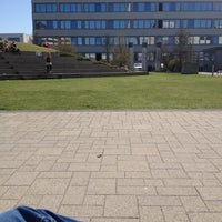 Photo taken at Hochschule Ludwigshafen by Rauf A. on 4/15/2013