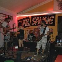 Photo taken at Bar Sahne by Emre Ege K. on 6/28/2013