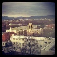 Photo taken at Hermina Tower A by Marta U. on 3/3/2015