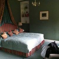 Photo taken at Lewtrenchard Manor by Maddalena V. on 6/25/2013