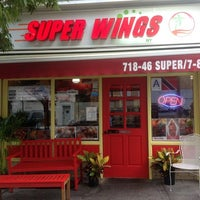 Photo taken at SUPER WINGS NY by SUPER WINGS NY on 3/10/2014