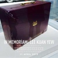 Photo taken at In Memoriam: Lee Kuan Yew by Aaron W. on 4/11/2015