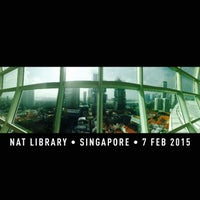 Photo taken at The Pod @ NLB by Aaron W. on 2/7/2015