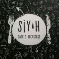 10/29/2013 tarihinde Zeynep Y.ziyaretçi tarafından Siyah Cafe & Breakfast'de çekilen fotoğraf