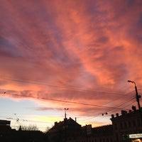 Снимок сделан в Большая Сухаревская площадь пользователем Никита А. 10/29/2013