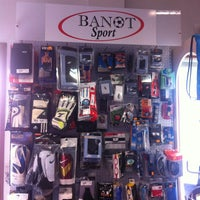 Photo taken at Banotsport by Desiderio G. on 8/10/2013