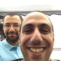 Photo taken at Bilal Erkek Kuaförü by Izzetcan G. on 6/7/2015