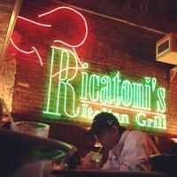 Foto scattata a Ricatoni's Italian Grill da Ross V. il 5/4/2013