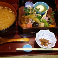 Photo taken at 味亭山崎屋 by Akahiko S. on 3/21/2014