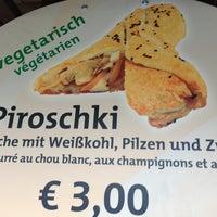 Photo taken at Euro-Mir Burger by Bob V. on 9/1/2013