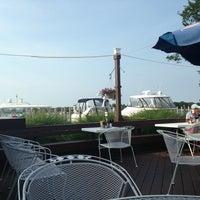 Photo taken at Jack's Waterfront Bistro + Bar by Julie D. on 8/25/2013
