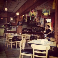 Photo taken at Taqueria Corona by Vince P. on 4/23/2013