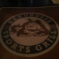 Photo taken at Dawg House by Amy T. on 3/9/2013