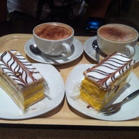 Photo taken at Druckers Patisserie by Miss H. on 10/31/2015