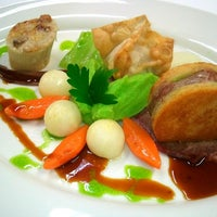 รูปภาพถ่ายที่ Restaurant Villers โดย Christian K. เมื่อ 11/23/2012