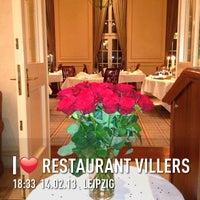 รูปภาพถ่ายที่ Restaurant Villers โดย Christian K. เมื่อ 2/14/2013